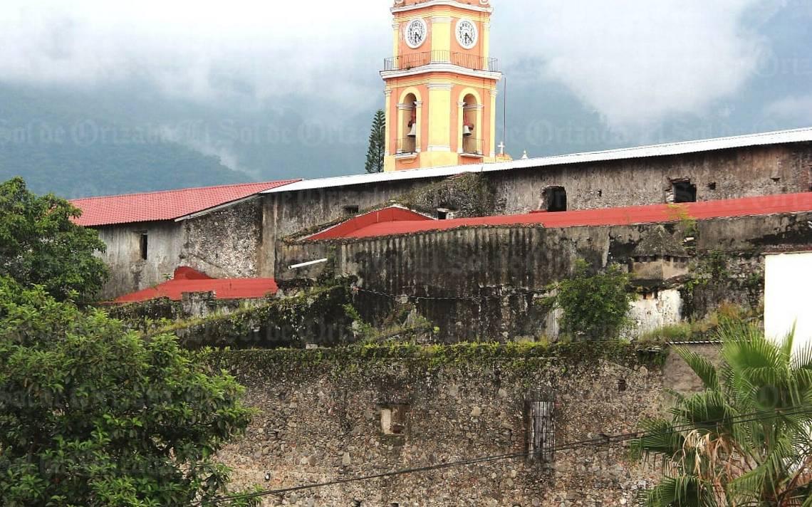 Comenzó tramitación de permisos ante el INAH para rescate de ex convento -  El Sol De Orizaba