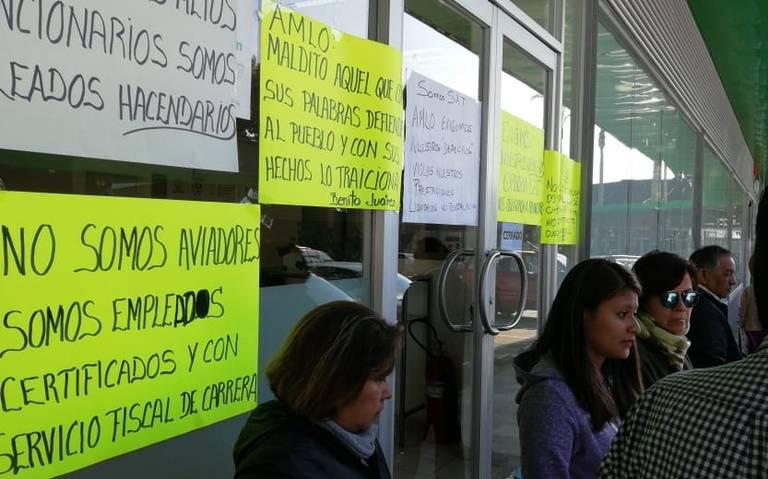 Contribuyentes Tendrán Que Ir A Coatzacoalcos Veracruz O